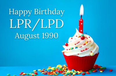 Happy birthday LPR/LPD