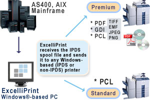 ipds printing software for Windows Vista and 2000