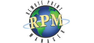 RPM Remote Print Manager®