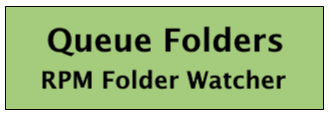 Queue Folders RPM folder watcher